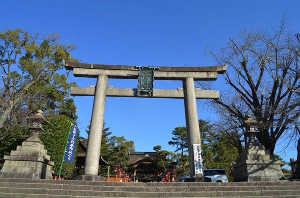 豊臣秀吉を祀る豊国神社