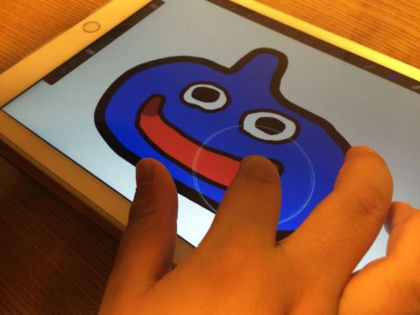 「Procreate」なら子どもがiPadでデジタルイラストをかんたんに描けるゾ! | ごりらのせなか