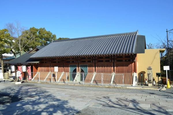 壬生寺の阿弥陀堂