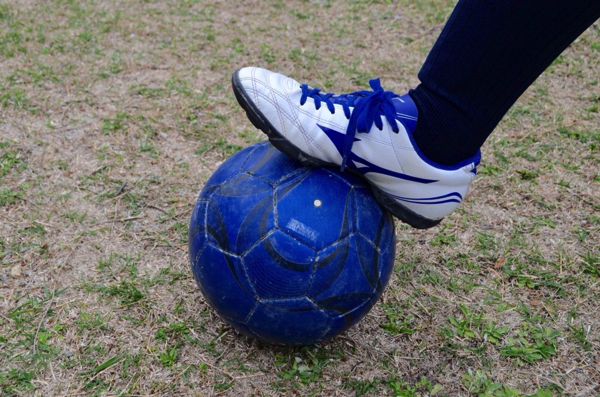 サッカーは子どもに人気!
