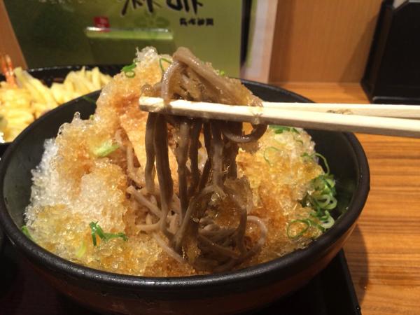 阪急そばの「かき氷そば」は関西人の快心のネタメニュー!? | ごりらのせなか