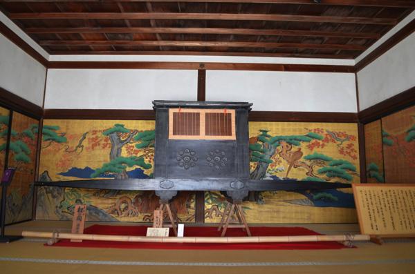 大覚寺「松の間」