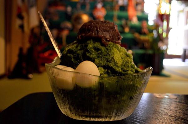 お高いんでしょう? ええ、それでも食べたくなるのが京都・中村軒のかき氷です。 | ごりらのせなか