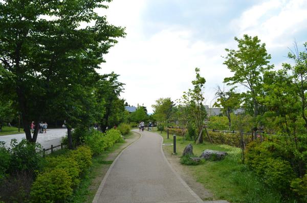 京都駅から梅小路公園・京都水族館・京都鉄道博物館へのアクセス(徒歩の場合) | ごりらのせなか
