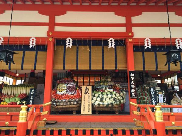 伏見稲荷の初午大祭は2月最初の午の日。「しるしの杉」や「達成のかぎ」を手に入れよう! | ごりらのせなか