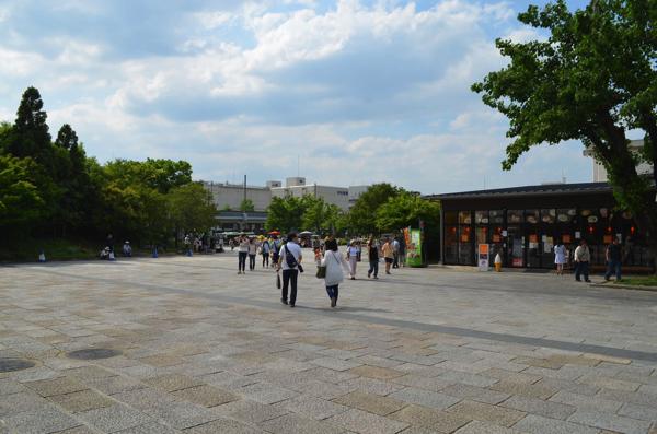 京都鉄道博物館まであと少し!