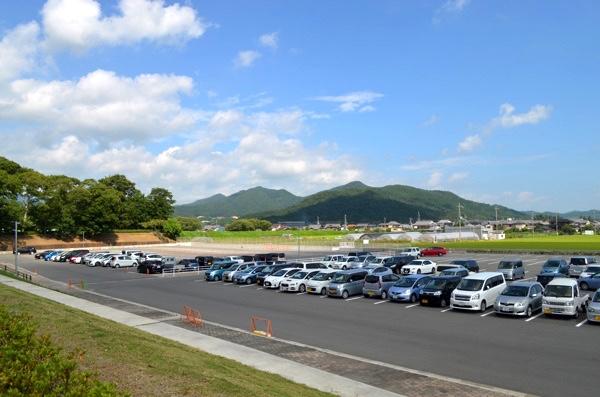 亀岡運動公園第九駐車場
