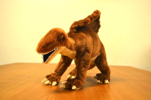 恐竜の名前がわからない!