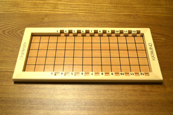 「KATAMINO」のボード