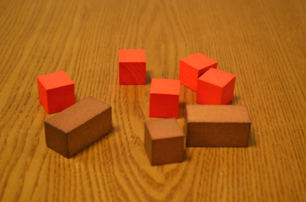 ペンタミノ以外のブロック