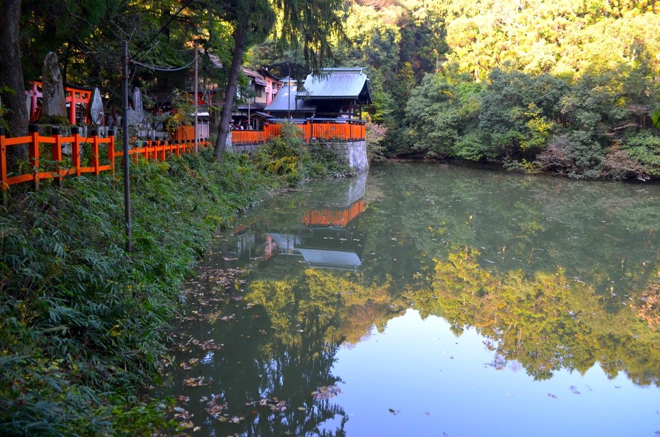 谺ヶ池(新池)