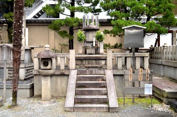 本能寺の変戦没者合祀墓