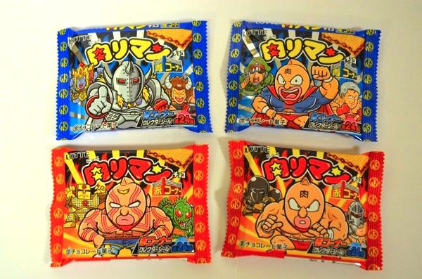肉リマンの新バージョン発売!! 今度こそビックリマンとキン肉マンがマッスルドッキング成功!? | ごりらのせなか