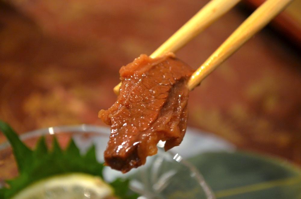 これはなんのお肉?
