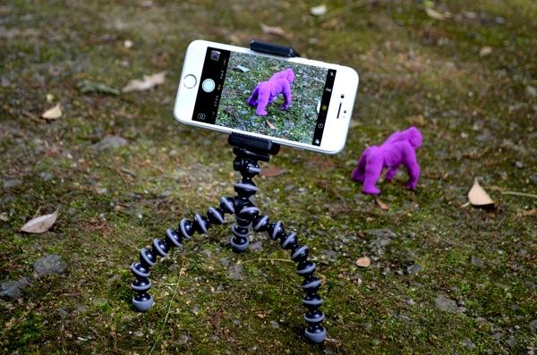 ゴリラポッドはカメラの三脚