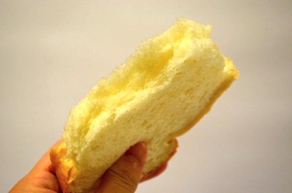 湯だね食パンがもちもち♪