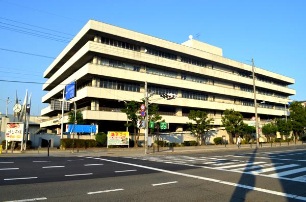 京都市中央卸売市場「水産事務所棟」