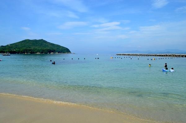 [三重]御座白浜海水浴場は美しい! 志摩の先っちょにあるおすすめビーチ | ごりらのせなか