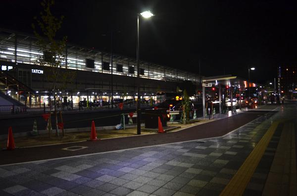 京都駅八条口G2のりば