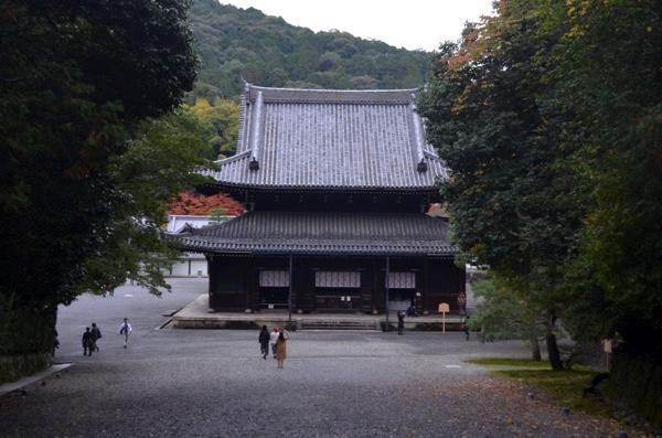 泉涌寺「仏殿」(重要文化財)