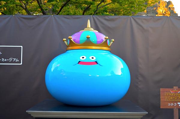 ドラゴンクエストミュージアム大阪開催の会場はひらパー!