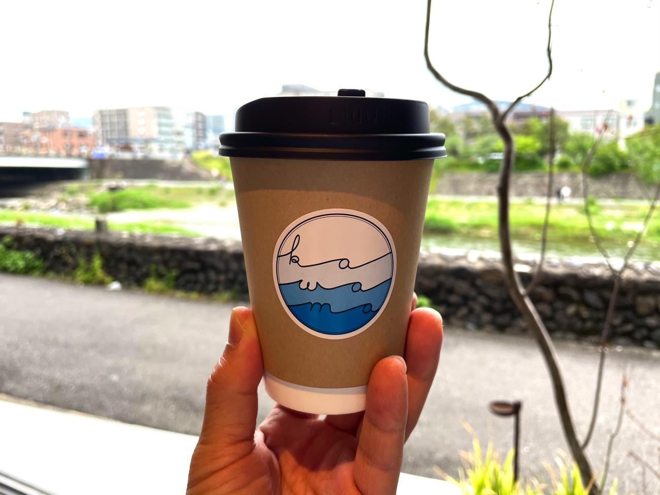 「kawama」のロゴ