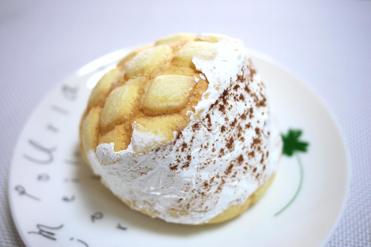 メロンパンマリトッツォ