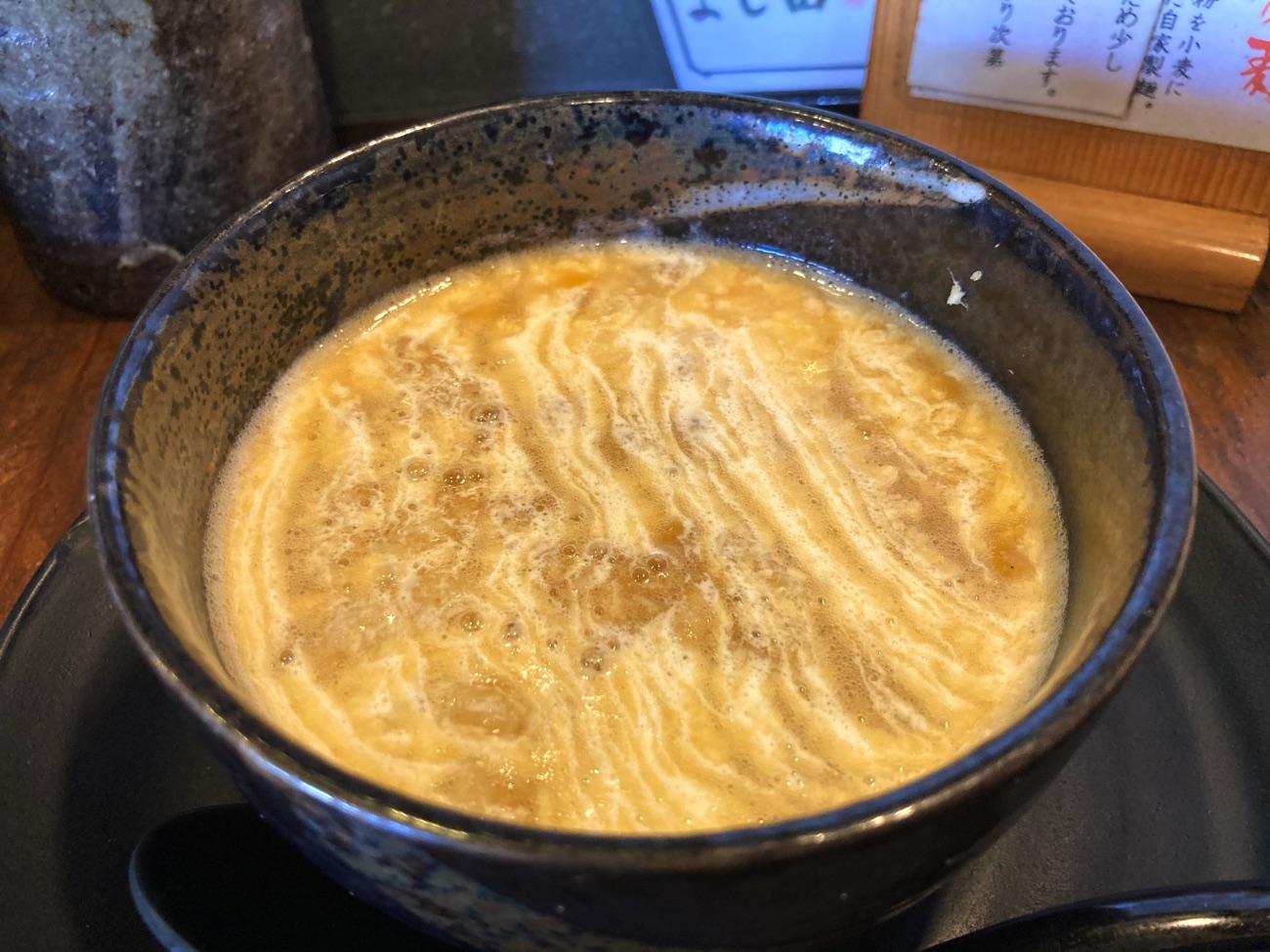 超濃厚なスープ