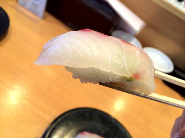 白身の魚と言えば鯛!?