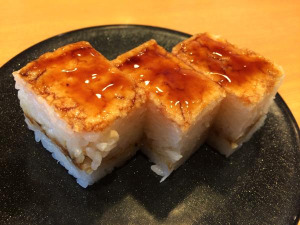 箱寿司(240円皿)