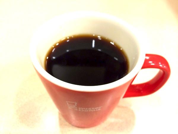 ブレンドコーヒー(270円)