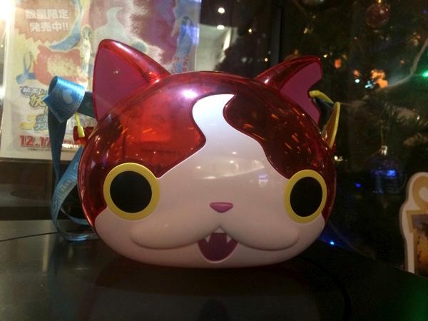 ジバニャンポップコーンBOX(900円)