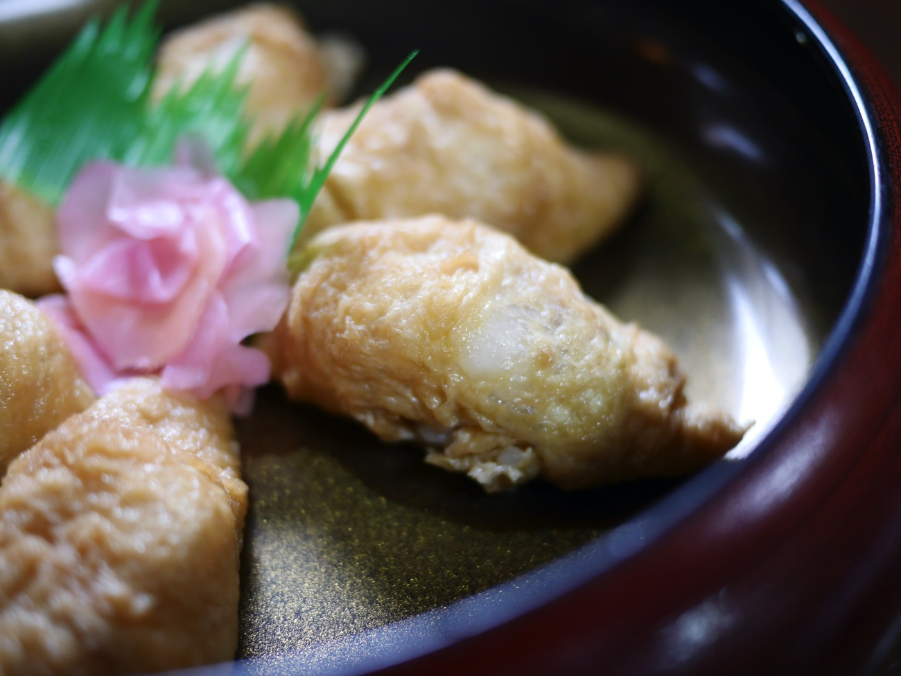 日野家のいなり寿司