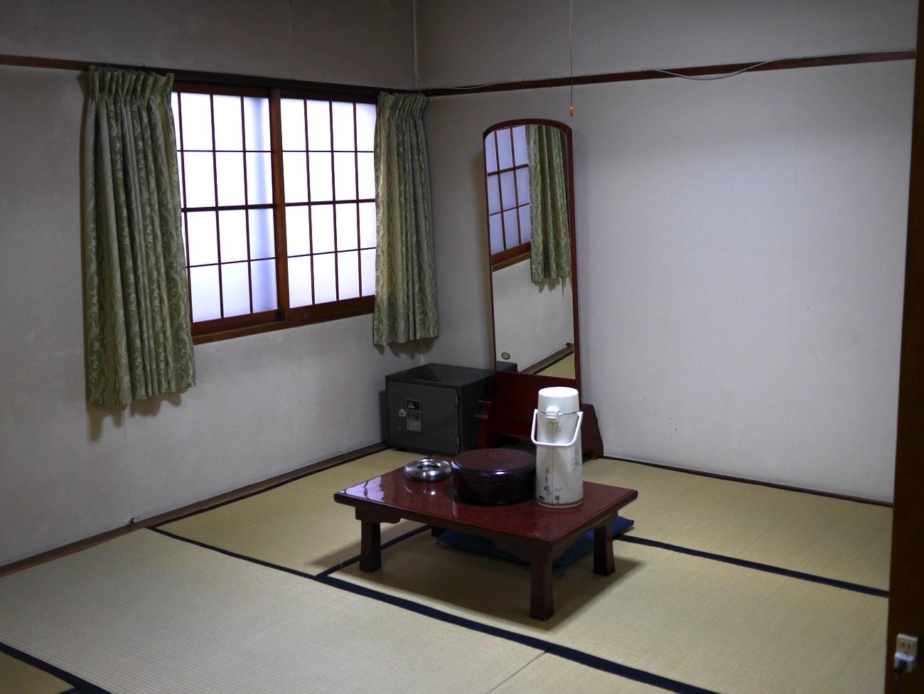 わたしが宿泊した部屋