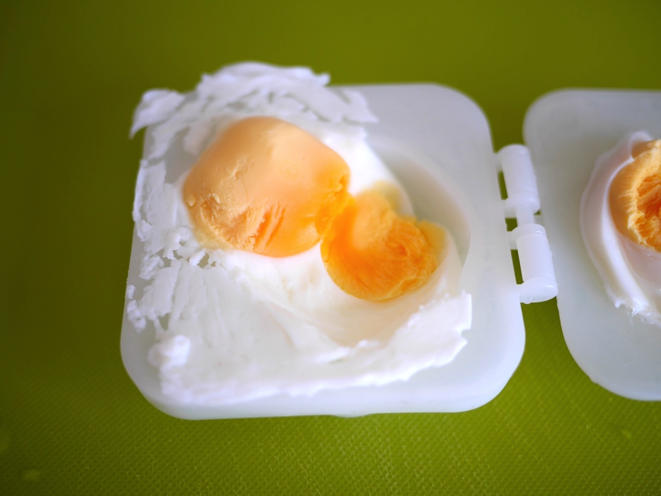 なんとふたごのゆで卵!!