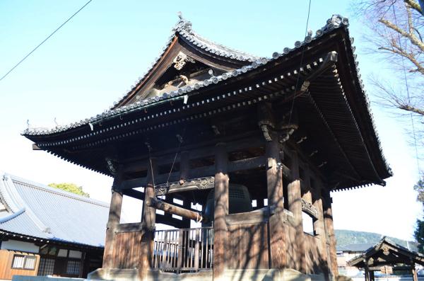 方広寺にある鐘