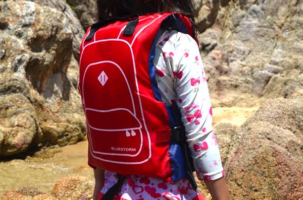 子ども用のライフジャケット(救命胴衣)は水難事故防止に「小型船舶用」が絶対おすすめ! | ごりらのせなか