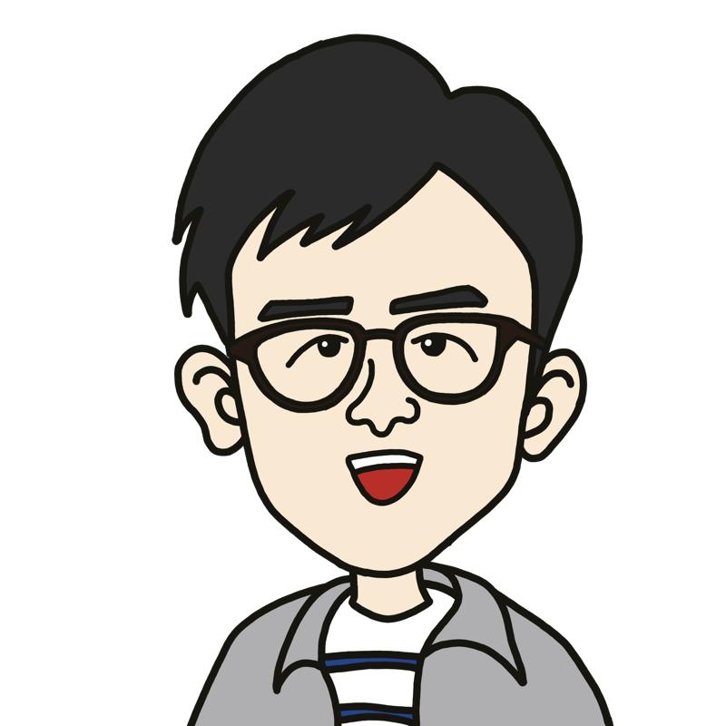 『ONWAイラスト』の運営者・松本博樹さん