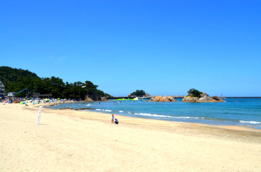 [鳥取]浦富海岸は美しすぎる海水浴場! 関西からも日帰りで行けるよ! | ごりらのせなか